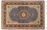Qum silk carpet XVZI30