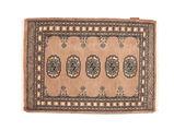 Pakistan Bokhara 2ply carpet NAS470