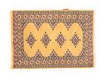 Pakistan Bokhara 2ply carpet NAS483