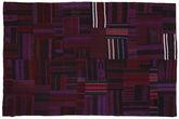 Kelim Patchwork Teppich XCGZB261