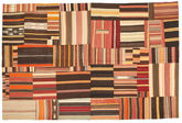 Kilim Patchwork carpet XCGZB227