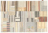 Kilim Patchwork carpet XCGZB218