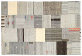 Kilim Patchwork carpet XCGZB367