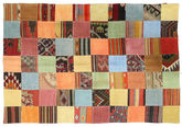 Kilim Patchwork carpet XCGZB332