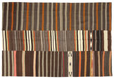 Kilim Patchwork carpet XCGZB563