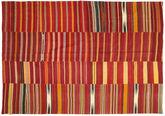 Kilim Patchwork carpet XCGZB428