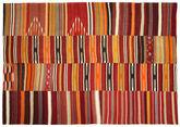 Kilim Patchwork carpet XCGZB502