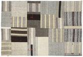 Kelim Patchwork-matto XCGZB198