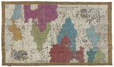 Colored Vintage Teppich XCGZB1394