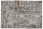 Patchwork Teppich BHKZI361