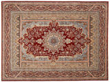 Ilam Sherkat Farsh silk carpet TBH53