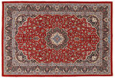 Ilam Sherkat Farsh silk carpet TBH44