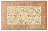 Qum silk Signed: Hosseini carpet TBH37
