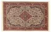 Ilam Sherkat Farsh silk carpet TBH51