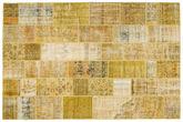 Patchwork rug BHKZI518