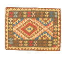 Kelim Afghan Old style Teppich NAU233