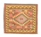 Kelim Afghan Old style Teppich NAU2135