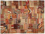 Tappeto Kilim Patchwork RZZZR141