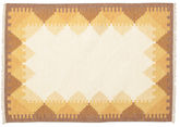 Kilim Dorris - Brown carpet CVD13822