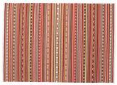 Kilim Dhurrie Varanasi with fringes carpet CVD13817