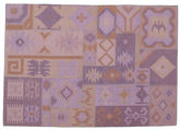 Koberec Dorri Patchwork - Světle fialový CVD13863