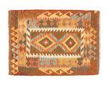 Kelim Afghan Old style Teppich NAU1370