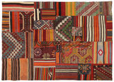 Tappeto Kilim Patchwork NEW_P1286