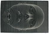 Face - dunkelgrün Teppich CVD13441