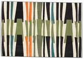 Stripe Over and Under Flatweave Teppich CVD11853