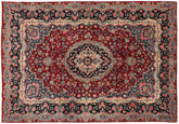 Mashad Patina signed: Makhmalbaf carpet XVZR1407