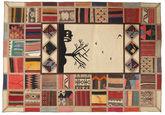 Kilim Patchwork szőnyeg XVZQ68