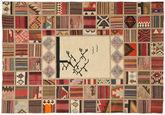 Kilim Patchwork szőnyeg XVZQ22