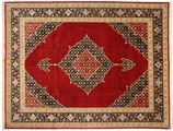 Tabriz 50 Raj met zijde tapijt MIE9