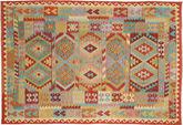 Tapis Kilim Afghan Old style ABCO337