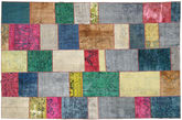 Patchwork carpet XVZR1447