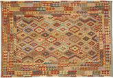 キリム アフガン オールド スタイル 絨毯 ABCO615
