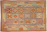 キリム アフガン オールド スタイル 絨毯 ABCO282