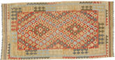 Kilim Afghan Old style carpet ABCO2109