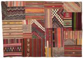 Kilim Patchwork carpet XCGZF1450