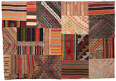 Kilim Patchwork carpet XCGZF1446
