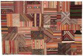 Kilim Patchwork szőnyeg XCGZF1408