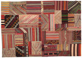 Kilim Patchwork carpet XCGZF1395