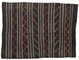 Kilim semi antique Turkish carpet XCGZF1368