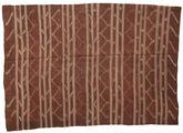 Kilim semi antique Turkish carpet XCGZF1359