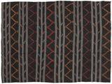 Kilim semi antique Turkish carpet XCGZF1357