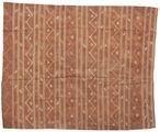 Kilim semi antique Turkish carpet XCGZF1353