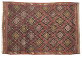 Tappeto Kilim semi-antichi Turchi XCGZF981