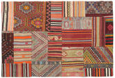 Kilim Patchwork carpet XCGZF1474