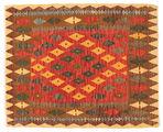 Kelim Afghan Old style Teppich NAX973