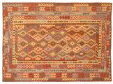 Kilim Afghan Old style carpet NAX1250